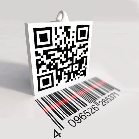 Perbedaan Barcode dan QR Code