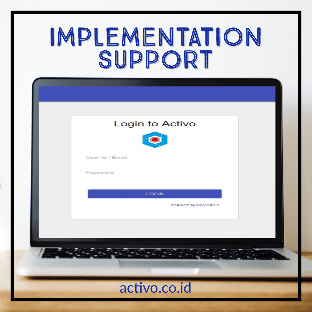activo implementation support